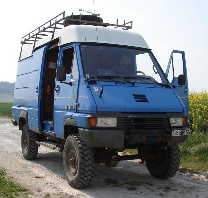 1986 Renault B90 4x4