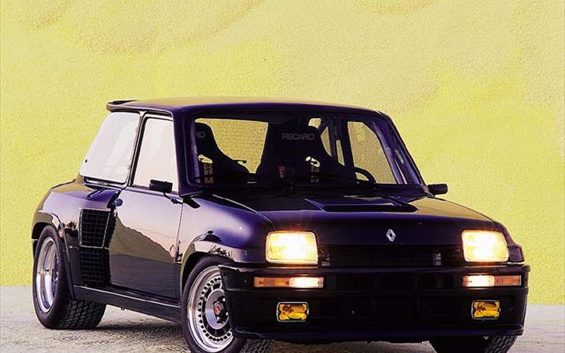 1986 Renault R5 Turbo2