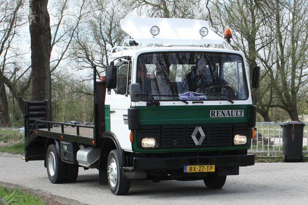 1987 Renault Type  Midliner S 110