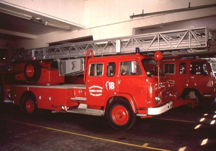 1987 Saviem TL30