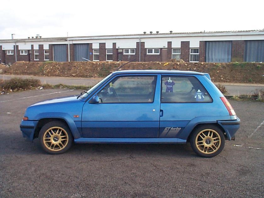 1988 Renault 5