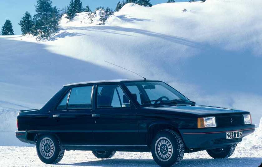 1988 Renault 9
