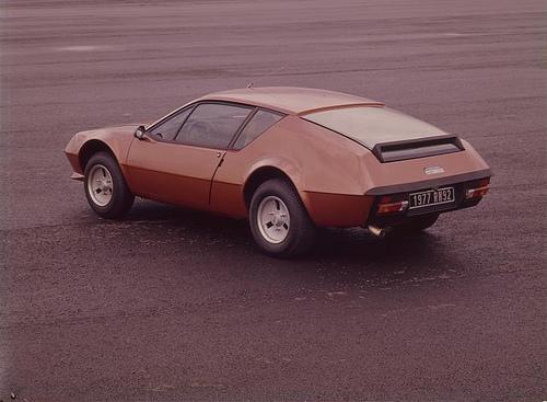 1988 RENAULT A610 Alpine GTA V6