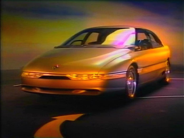 1988 Renault Mégane [W06]