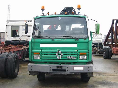 1988 Renault truck