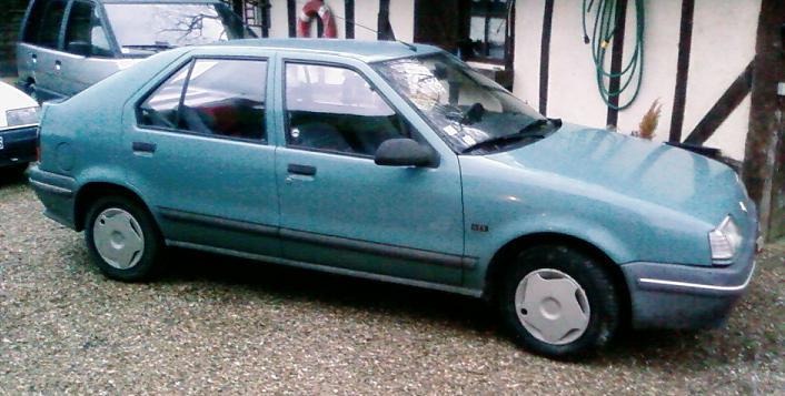 1988 Renault_19_GTX_1988