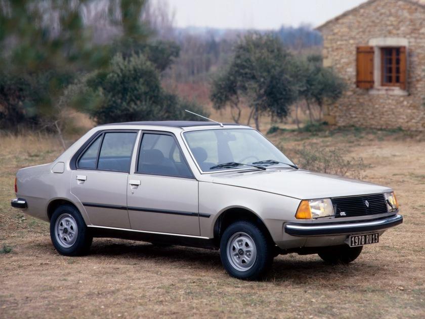 1989 Renault 18