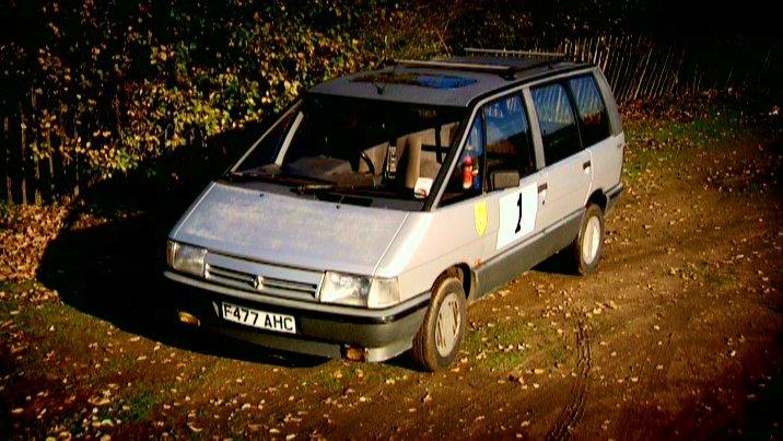 1989 Renault Espace TXE I