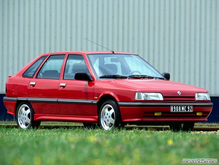 1989 RENAULT21Hatchback-2051_1