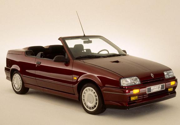 1990 Renault 19 Cabrio 1990–92