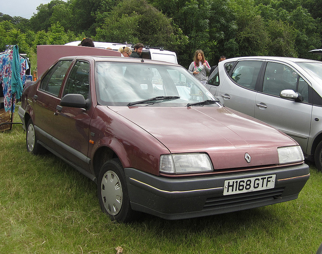 1990 RENAULT 19 CHAMADE GTS