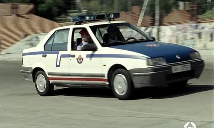 1990 Renault 19 Chamade