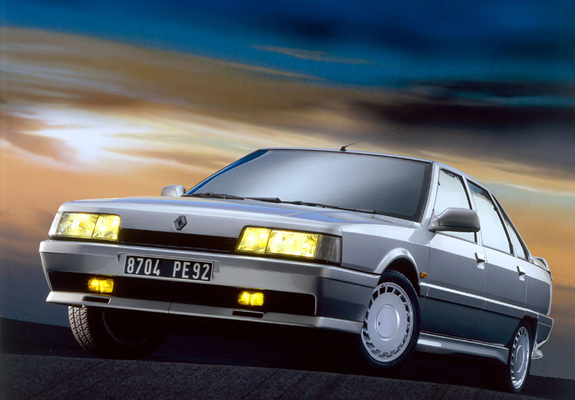 1990 Renault 21 Turbo 1989–93