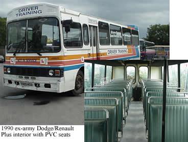 1990 Renault-Dodge 10m Buses