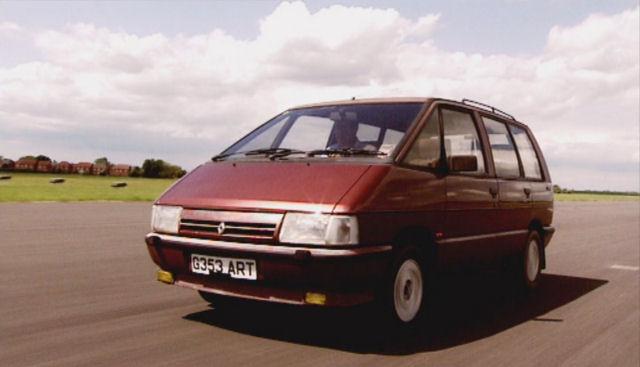 1990 Renault Espace TXE I