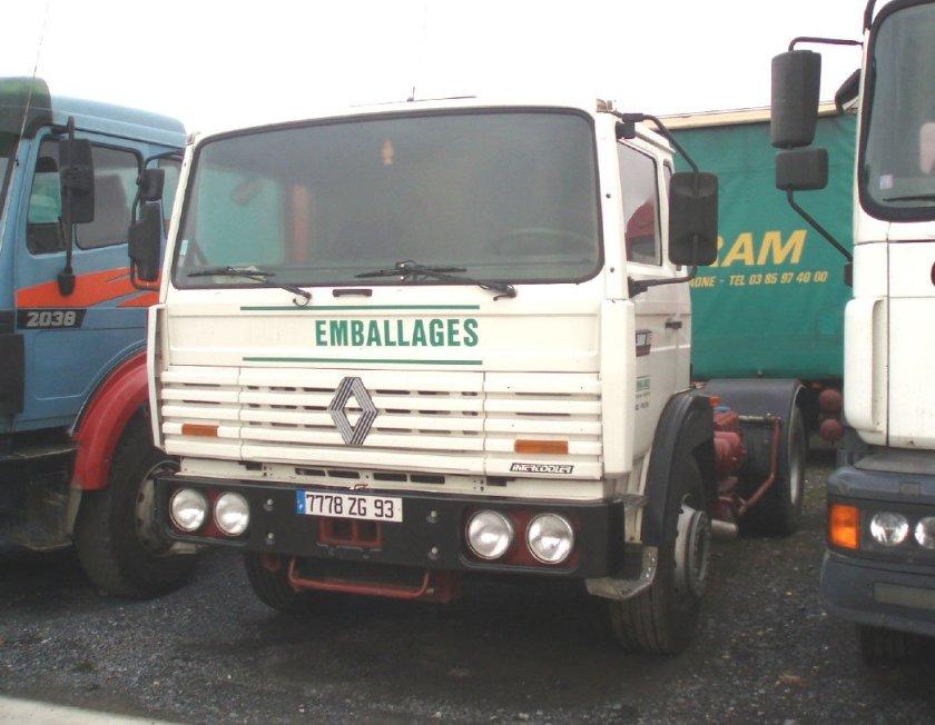 1990 RENAULT G 300