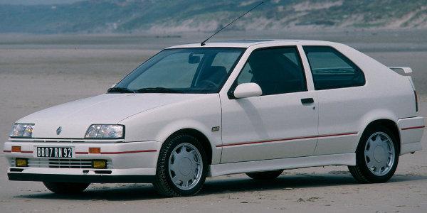 1990 RENAULT R19 16v Phase I