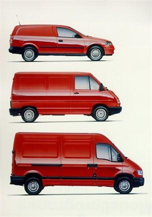 1990 Renault Traffic