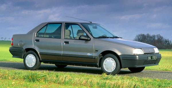 1991 Renault-19-Spain-1991