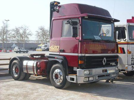 1991 Renault 420