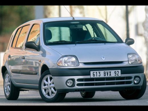 1991 Renault Clia