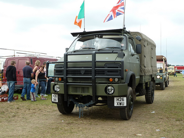 1991 Renault  Dodge 4 x 4 Military Truck