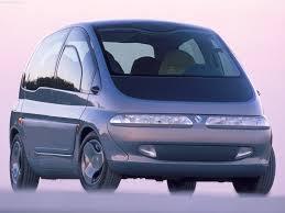 1991 Renault Scenic Concept
