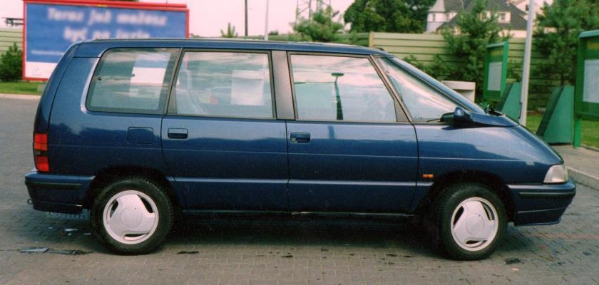 1991 Renault_Espace_2_V6_RT_1991