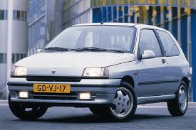 1991 Renault™ Clio 1.9 diesel RN
