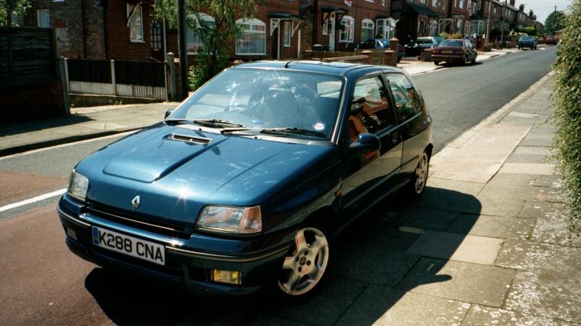 1992 Renault Clio