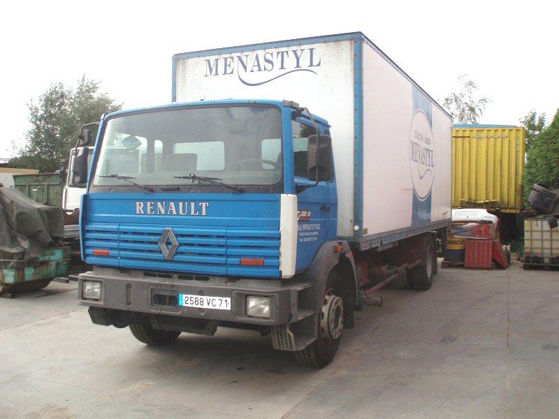 1992 RENAULT G 280