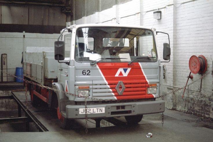 1992 Renault Midlander GPL