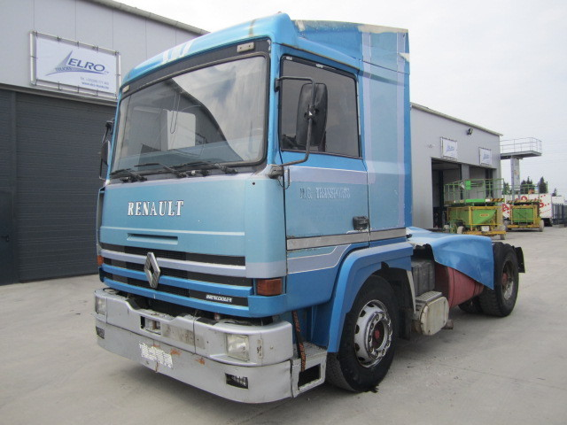 1992 Renault R 340 Major - tracteur