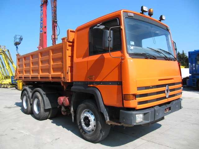 1992 Renault R 380 Major