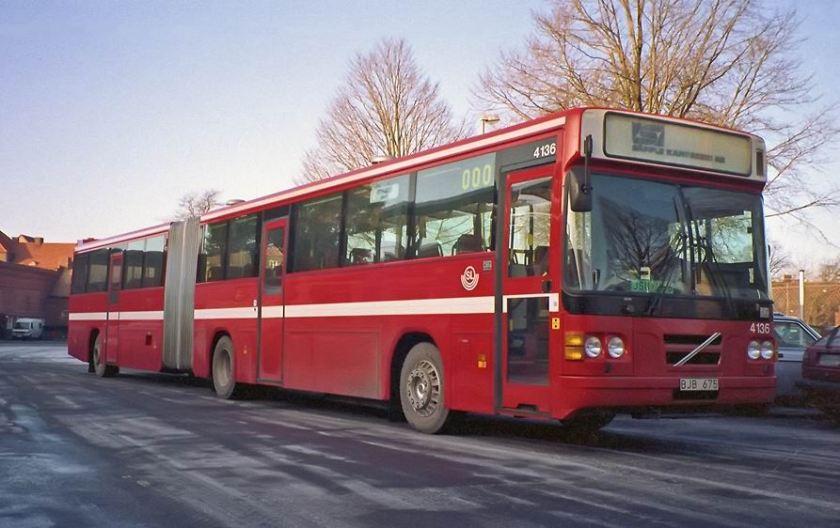 1992 Säffle Karosseri Volvo Sverige
