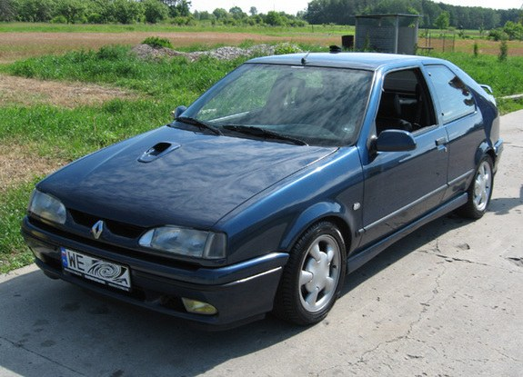 1993 Renault 19a