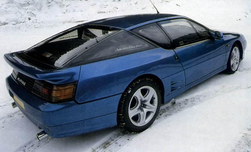 1993 Renault Alpine
