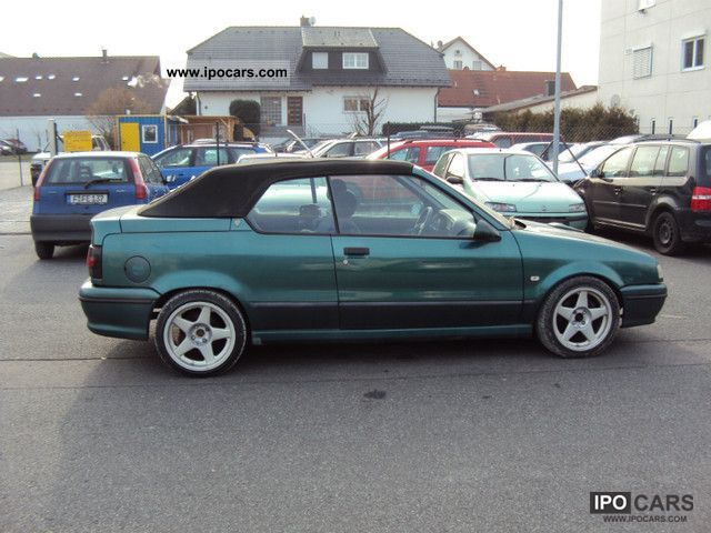 1993 Renault R 19 Convertible