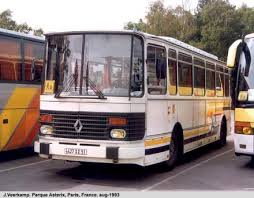 1993 Renault S45R Bus