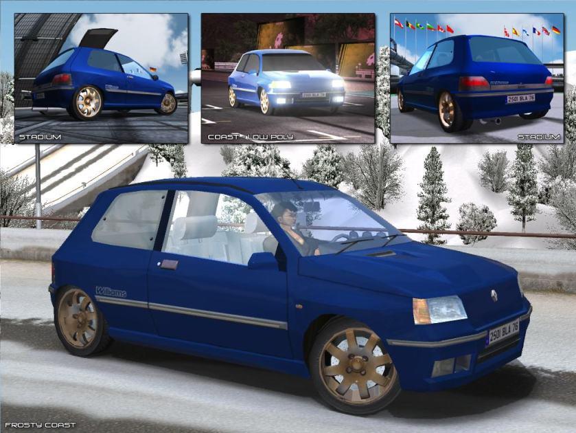 1993 Renault ScreenShot-clioW