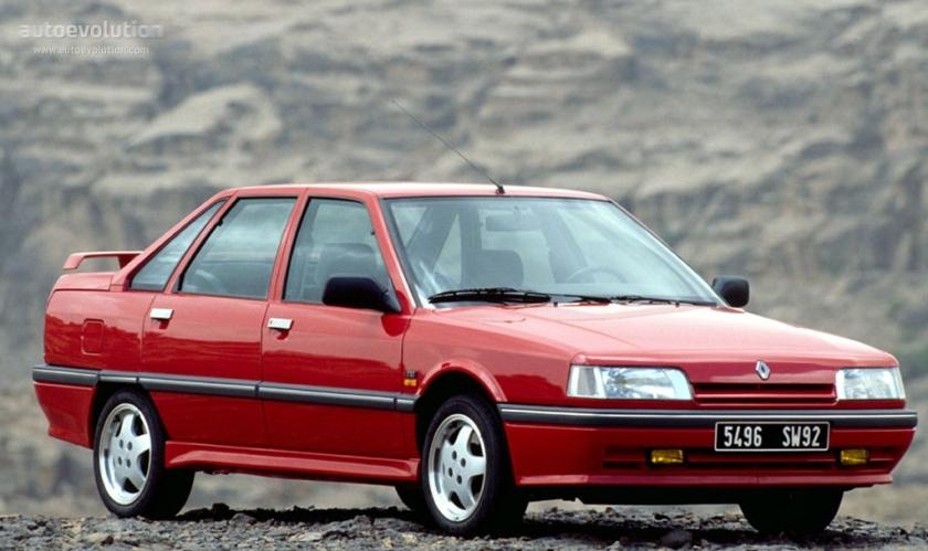 1994 RENAULT 21 Sedan