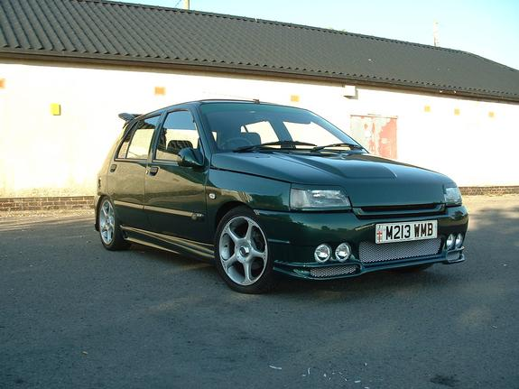 1994 Renault Clio a