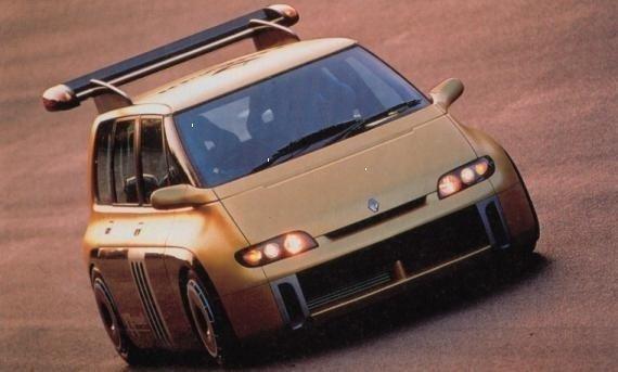 1994 Renault Espace F1