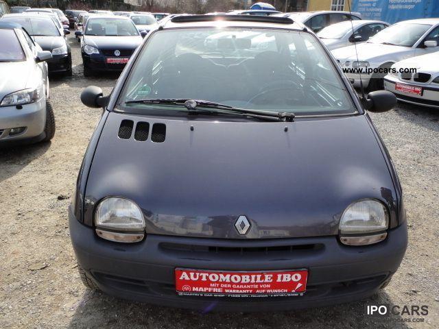 1994 Renault Twingo 1.2 Ragtop