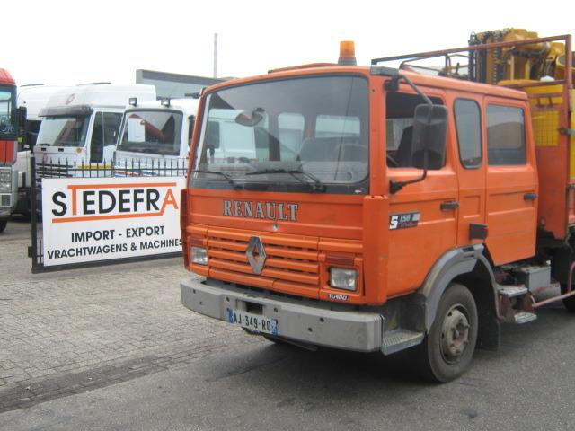 1994 Tipper truck RENAULT S150 Midliner, 150PK, 4x2,