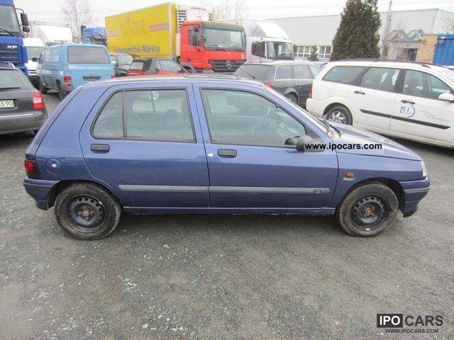 1995 Renault Clio 1.2