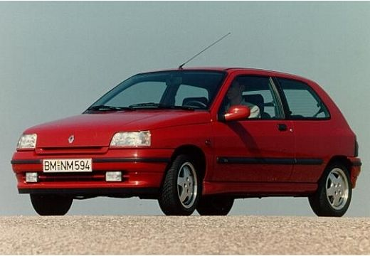 1995 RENAULT Clio