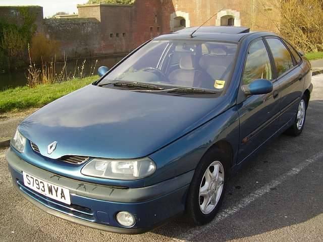 1995 Renault Laguna a