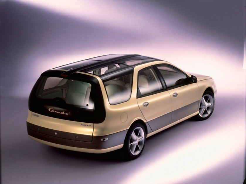 1995 Renault Laguna Evado