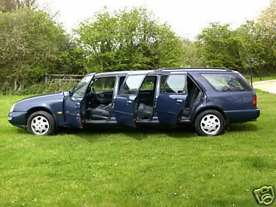 1995 Renault limo